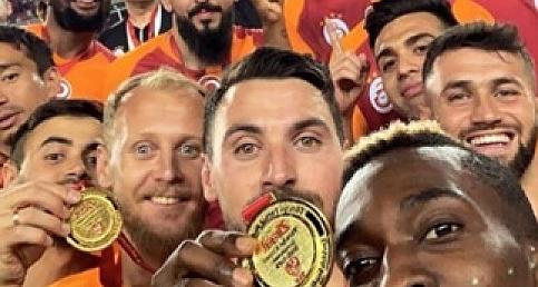 Ziraat Türkiye Kupasında Zafer Galatasaray'ın