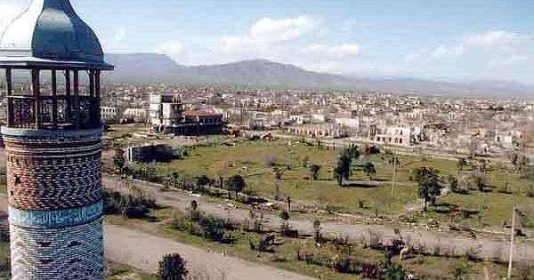 Ermeni Zulmünde Hayalet Şehre Dönen AĞDAM,