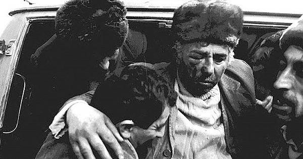 29 yıldır dinmeyen acı 'Hocalı Katliamı'