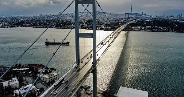 İstanbul'dan eşsiz manzaralar