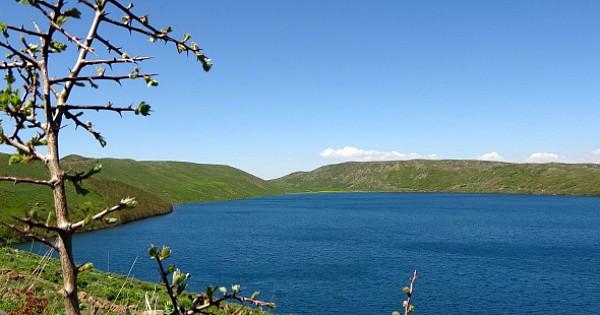 Hamurpet Gölleri doğasıyla mest ediyor