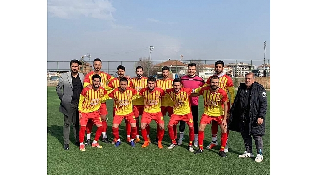 1.Amatör Küme Büyükler Futbol Ligi'nde 27 gol atıldı