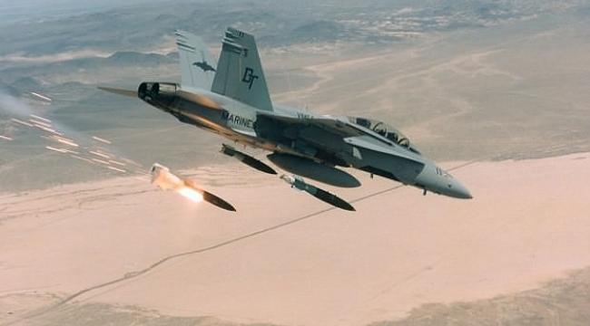 ABD Jetleri Vurdu İddiası: En Az 70 öÖü