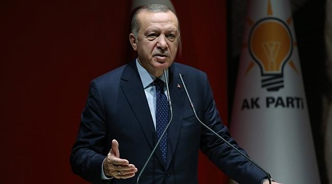 Başkan Erdoğan: Domates, Biber, Patlıcan Terörünü Bitireceğiz