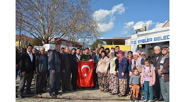 Başkan Özakcan'dan Pınardere'ye düğün salonu sözü