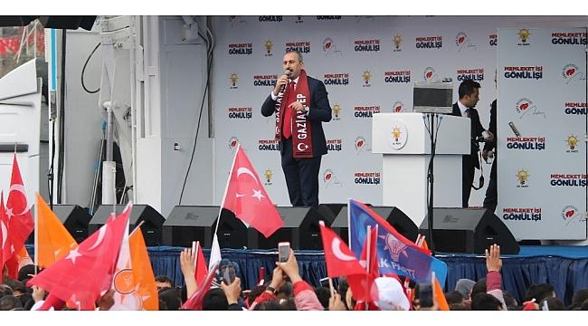 Adalet Bakanı Gül'den Netanyahu ve Batı'ya sert tepki