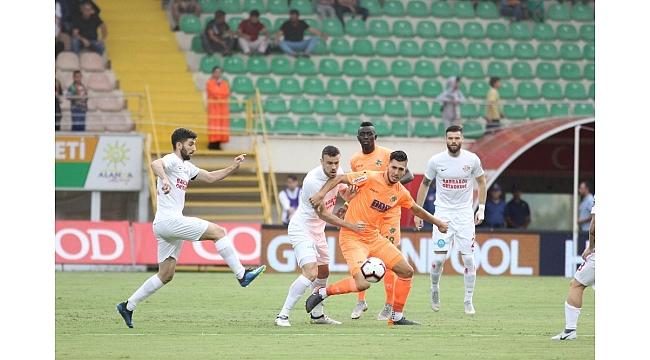 Antalyaspor ve Aytemiz Alanyaspor ligde 6. randevuda