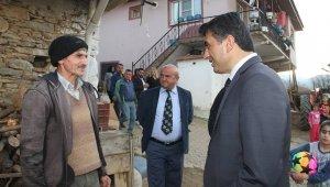 Başkan Selçuk'tan Beyharmanı Mahallesine ziyaret