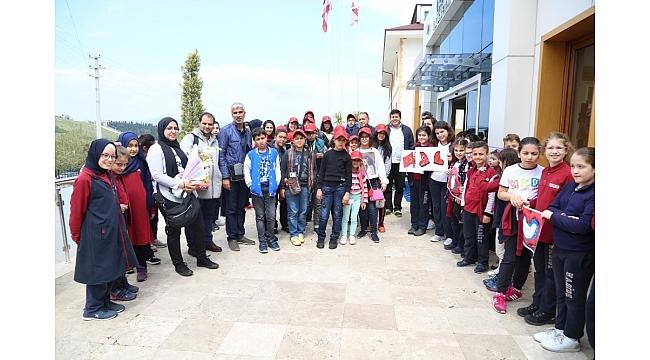 23 Nisan Çocuk Festivali için yabancı ülkelerden çocuklar geliyor