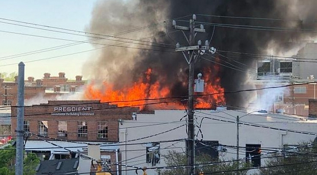 ABD'de Patlama! Bina Çöktü, Çok Sayıda Yaralı Var