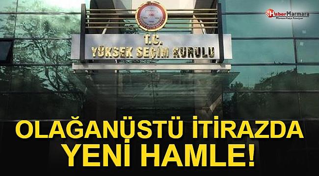 AK Parti'de Olağanüstü İtirazda Yeni Hamle