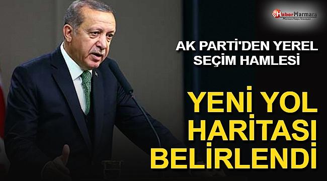 AK Parti'den Yerel Seçim Hamlesi