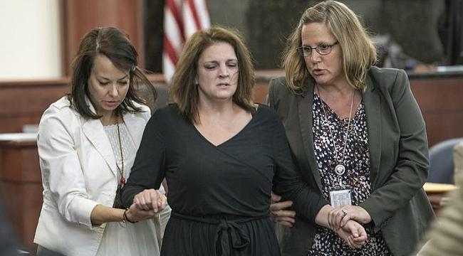 5 Çocuğunun Katiliyle Karşılaştı: 'Dayanamıyorum