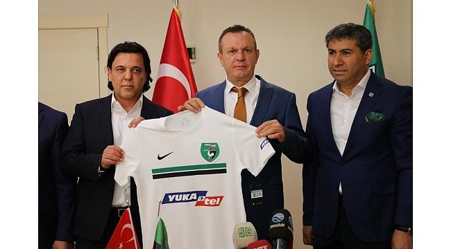 Abalı Denizlispor Başkanı Ali Çetin'den transfer bütçesi açıklaması