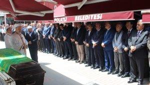 AK Parti İstanbul Milletvekili Kubat'ın acı günü