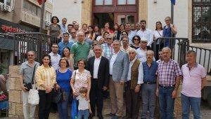 Aydın CHP'den İmamoğlu'na 150 bin TL'lik destek