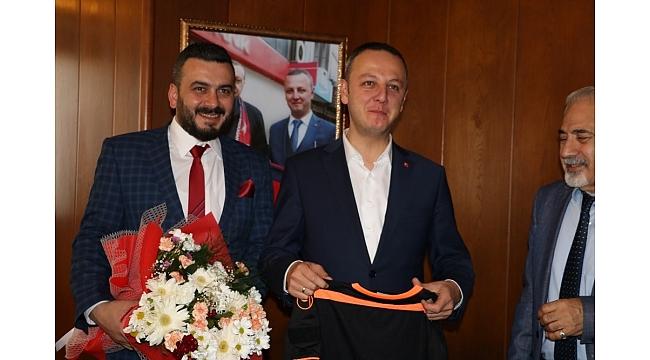 Belediye Başkanı'ndan Galatasaray-Başakşehir yorumu