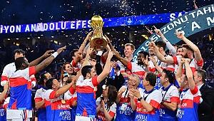 2018-2019  Şampiyonu Anadolu Efes !!!