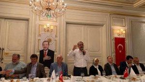 """AK Parti'li Arvas: """"İstikrar Binali Yıldırım'la devam edecektir"""""""