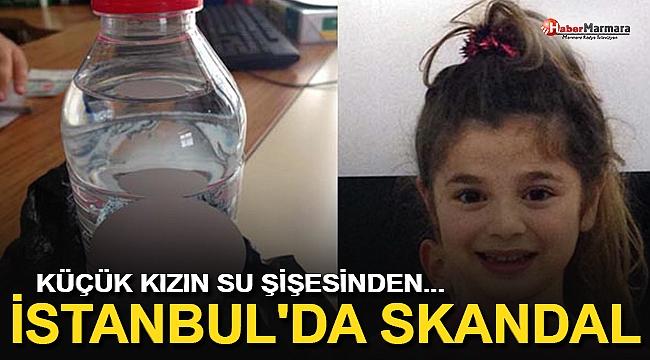 Akılalmaz olay! Torununa aldığı su şişesinden çıktı...
