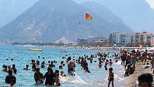 Antalya Tatilinin Son Günlerinde Yoğun