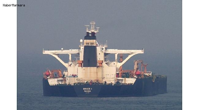 ABD'den İran tankerinin serbest bırakılmaması için son dakika başvurusu