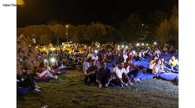 Akhisar'da açık hava konserleri