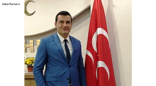 """Aydın MHP; """"İkizdere Barajını, Türk milleti yapmıştır"""""""