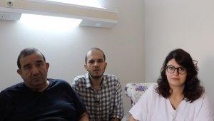 Baba ve 2 çocuğu operasyon ile obeziteden kurtuldu