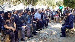 19 Eylül Gaziler Günü Nazilli'de kutlandı