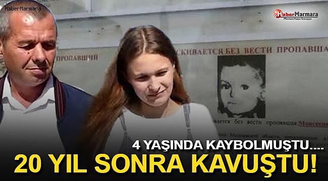 4 Yaşında Tren İstasyonunda Kaybolan Kız, 20 Yıl Sonra Ailesine Kavuştu