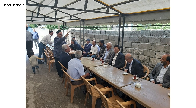 AK Parti Van Milletvekili Kartal, Van'da hemşehrileriyle bir araya geldi