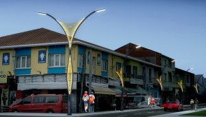 Alifuatpaşa Suat Yalkın Caddesi'nde çalışmalar başladı