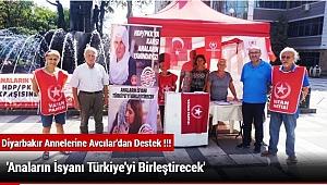 'Anaların İsyanı Türkiye'yi Birleştirecek'