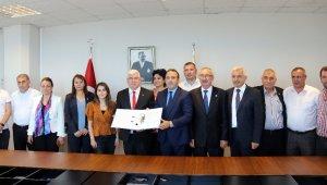Atatürk Evi Projesi için imzalar atıldı