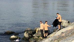 Avcılar'da denizde erkek cesedi bulundu
