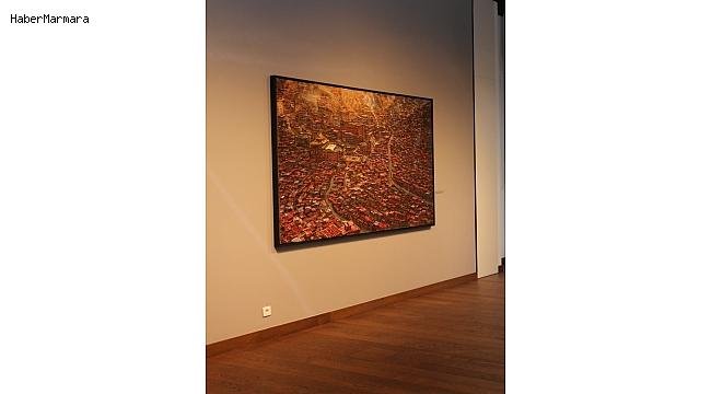 Baranyai'nin resimleri ilk kez Türk sanatseverlerle buluştu