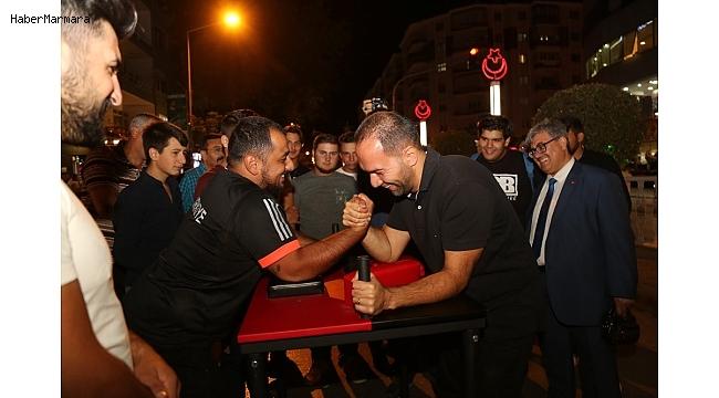 Başkan Özdemir Niğde'ye Hareket Kattı