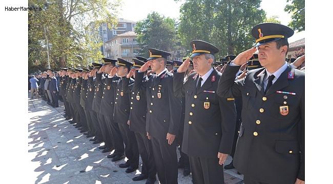 Bilecik'te 19 Eylül Gaziler Günü kutlandı