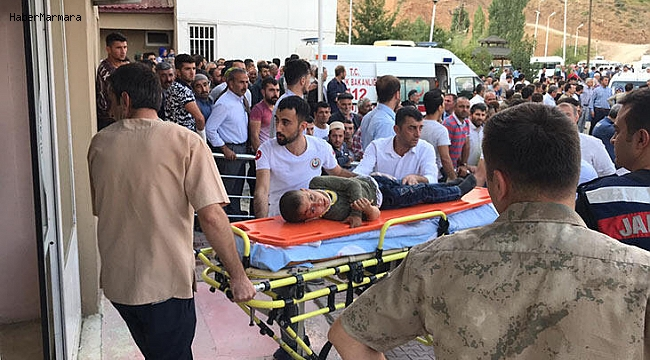 Bitlis'te Katliam Gibi Kaza: 10 Kişi Öldü