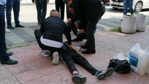 14 yaşındaki çocuk sokak ortasında pompalı tüfekle yaraladılar