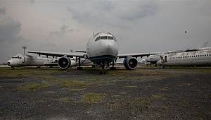 16 Uçağın Sahibi Çıkmadı... Satılıyor