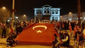 29 Ekim Cumhuriyet Bayramı coşkuluyla kutlanmaya devam etti