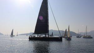 30. Marmaris Uluslararası Yarış Haftası rüzgarın gücüyle başladı