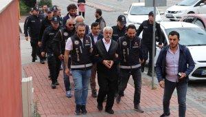 'Refet Efendi' ve çetesinin 8 üyesi tutuklandı