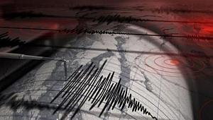 4.1 Büyüklüğünde Deprem!