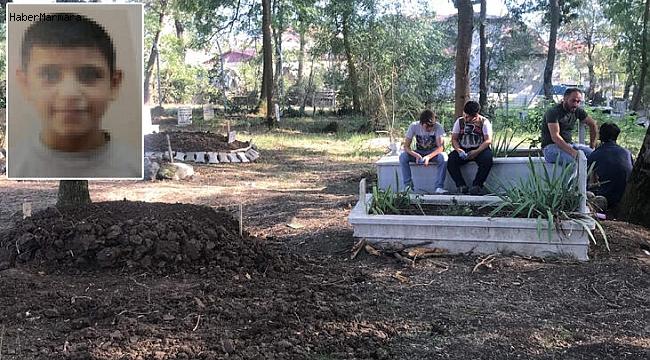 9 Yaşındaki Çocuk Mezarlıkta İntihar Etti