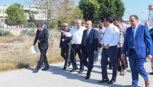 """Adana Metal Sanayi Sitesi'ne """"Sanayi Kampüsü"""" kurulacak"""