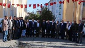 Ağrı Belediyesi Meclis Üyelerinden Barış Pınarı Harekâtı'na destek