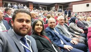 AK Parti Bilecik İl Başkanı Karabıyık Genişletilmiş İl Başkanları Toplantısına katıldı